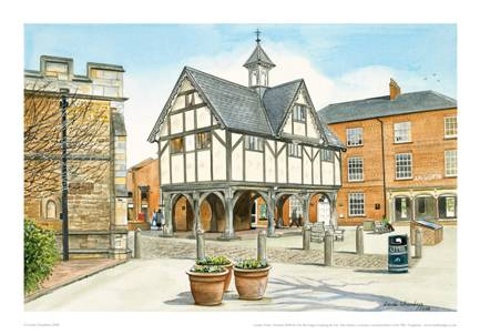 Linda Chambers - The Old Grammar School - Market Harborough