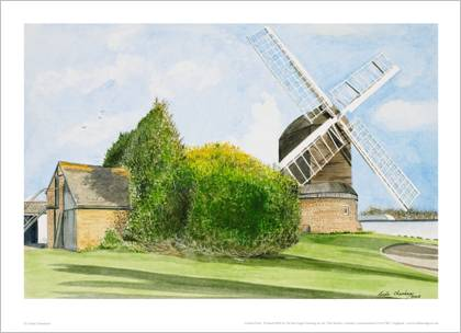 Linda Chambers - Kibworth Windmill - Market Harborough