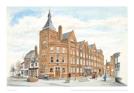 Linda Chambers - The Council Offices - Market Harborough