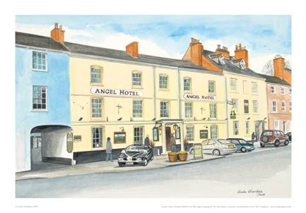 Linda Chambers - The Angel Hotel - Market Harborough